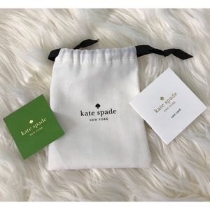 KATE SPADE jewelry pouch